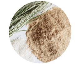 5種類の米ぬか由来保湿成分